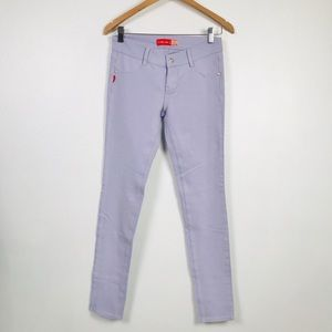 SKINY JEANS LILAC COLOR